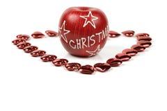 圣诞节爱 免版税图库摄影