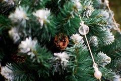 圣诞节物品 免版税库存照片