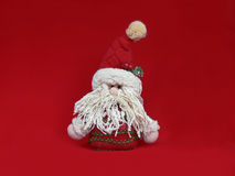圣诞节玩偶父亲 免版税库存图片