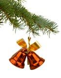 圣诞节玩具响铃 库存图片