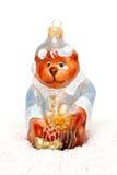 圣诞节玩具熊 库存图片