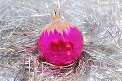 圣诞节玩具结构树 免版税库存图片
