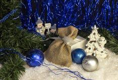 圣诞节玩具 库存图片