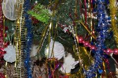 圣诞节玩具 免版税图库摄影