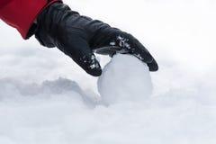 圣诞节现有量例证雪花向量 图库摄影