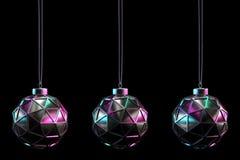 圣诞节球设置了19 向量例证