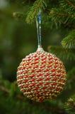 圣诞节球! 免版税库存照片