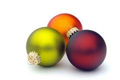 圣诞节球19 库存照片