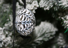 圣诞节白色 库存图片