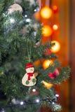 圣诞节的精神 免版税图库摄影