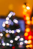 圣诞节的精神 免版税库存图片