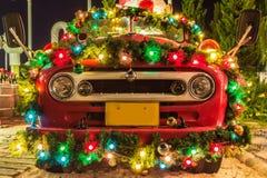 圣诞节的装饰 免版税图库摄影