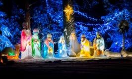 圣诞节的魔术家装饰 免版税库存照片