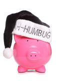 圣诞节的费用 免版税库存图片