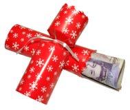 圣诞节的费用 免版税图库摄影