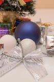 圣诞节礼品新年度 图库摄影