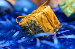 圣诞节礼品新年度 库存图片