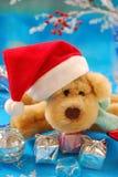 圣诞节礼品甜点 免版税库存照片