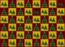 圣诞节礼品纸张 免版税库存图片