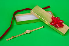 圣诞节礼品 免版税库存图片