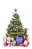 圣诞节礼物三 免版税图库摄影