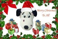 圣诞节礼物玩具 免版税库存照片