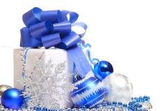 圣诞节礼物盒 图库摄影