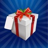 圣诞节礼物箱子 免版税库存图片