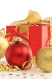 圣诞节礼物 库存照片