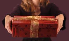 圣诞节礼物 图库摄影