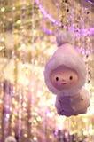 圣诞节神仙 图库摄影