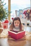 圣诞节童话 免版税库存照片