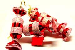 圣诞节精神、问候和喜悦 免版税库存图片