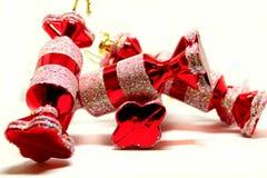 圣诞节精神、问候和喜悦 库存照片