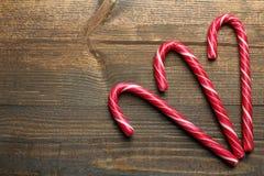 圣诞节糖果 图库摄影