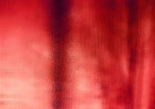 圣诞节红色发光的抽象织地不很细背景 库存图片