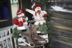圣诞节纪念品 12月,冬天 库存照片