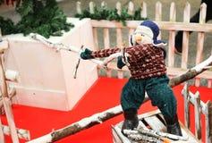 圣诞节纪念品 12月,冬天 库存图片