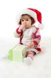 圣诞节纵向 图库摄影