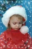 圣诞节纵向 库存照片