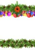 圣诞节结构 图库摄影