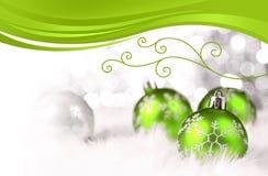 圣诞节美好的背景#11 免版税库存照片