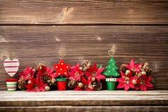 圣诞节背景。 图库摄影