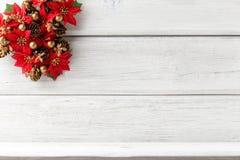 圣诞节背景。 免版税库存图片