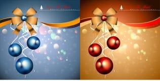 圣诞节背景摘要  免版税库存照片