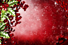 圣诞节背景 库存图片