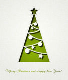 圣诞节背景 免版税库存照片