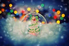 圣诞节背景 免版税图库摄影