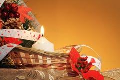 圣诞节范围 免版税库存照片