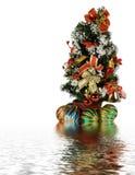 圣诞节范围 免版税库存图片